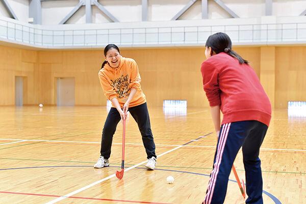 スポーツ健康コース